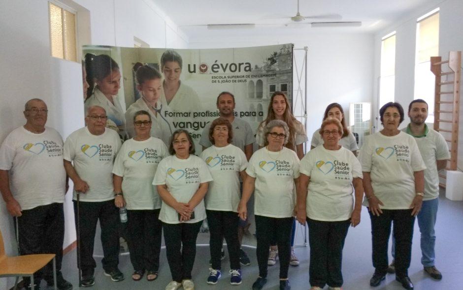 Participação no projeto ESACA